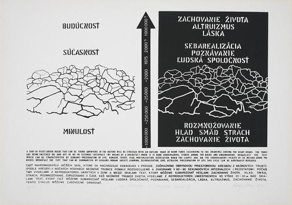 Rudolf Sikora - Čas...priestor VI. / Priestor života II.