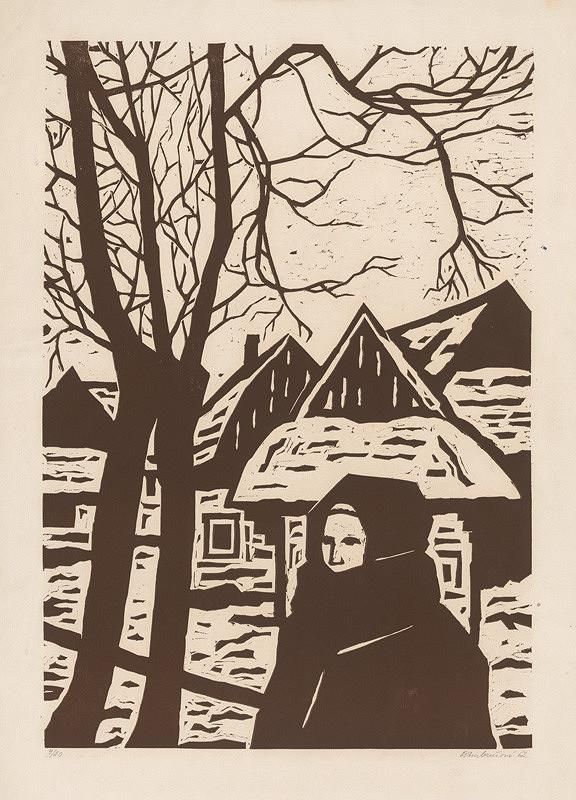 Edita Ambrušová – Dedinčanka, 1962