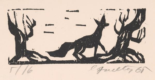 Ernest Zmeták – Havran a líška