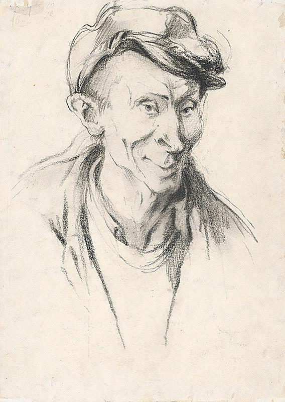 Aleš Veselý – Muž v čiapke
