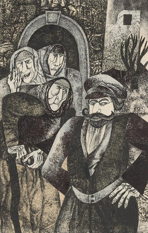 Běla Kolčáková – Januš a staré baby
