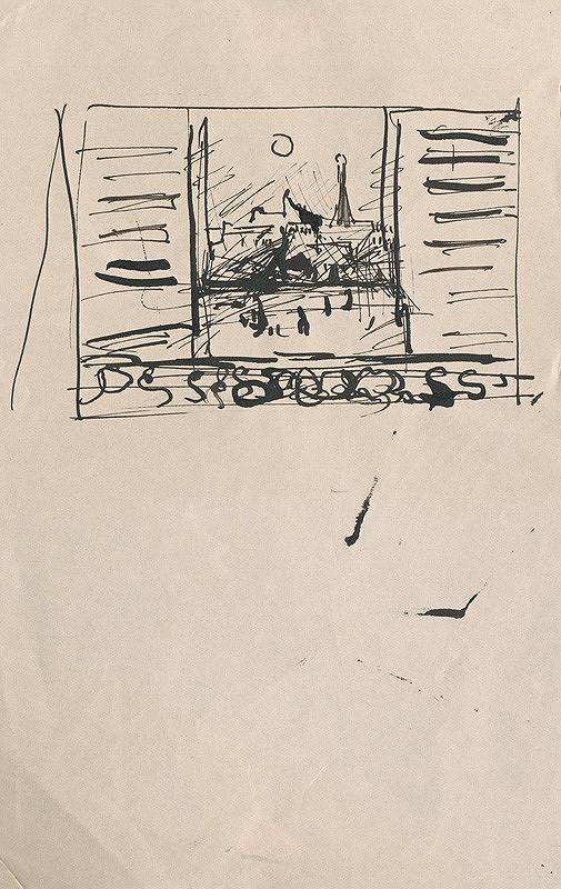 Viliam Chmel – Pohľad z okna