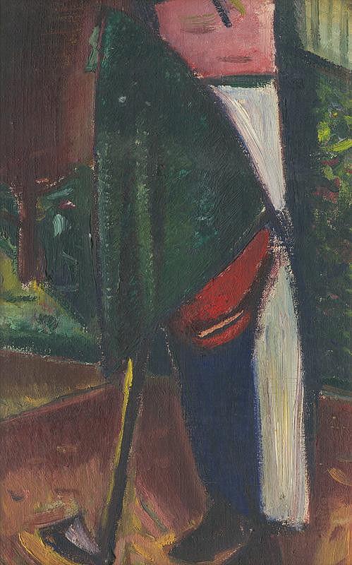 Ferdinand Hložník - Kopáčka
