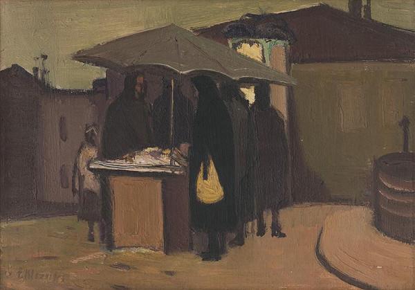 Ferdinand Hložník – Večer