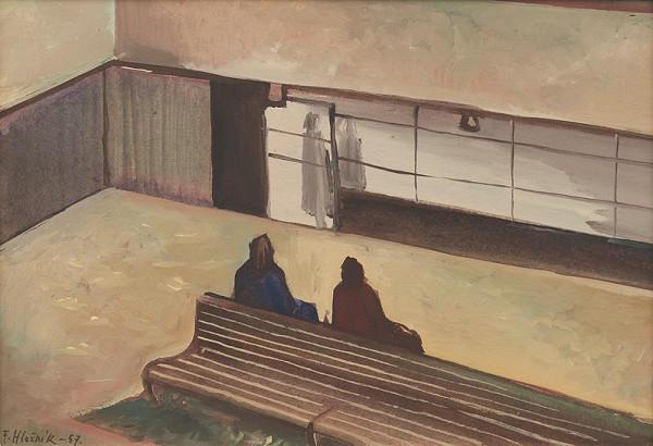 Ferdinand Hložník – Pustý interiér