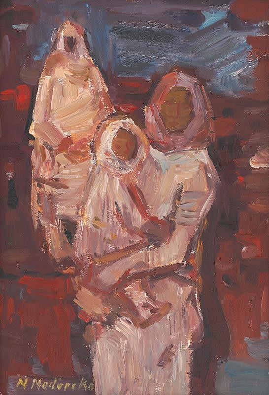 Mária Medvecká – Biele ženy