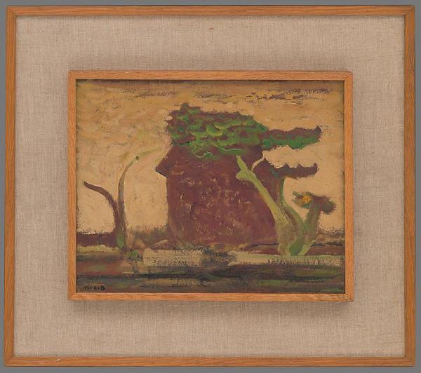 Miloš Alexander Bazovský – Zelený strom