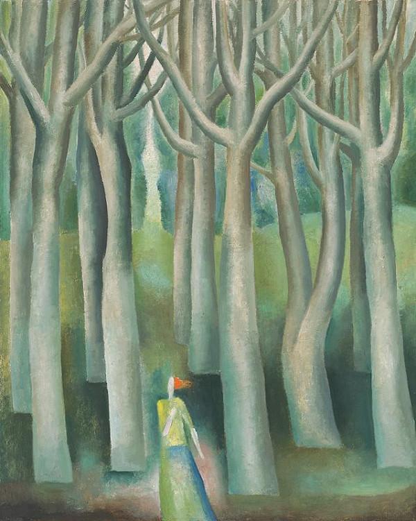 Běla Kolčáková - Ráno v lese