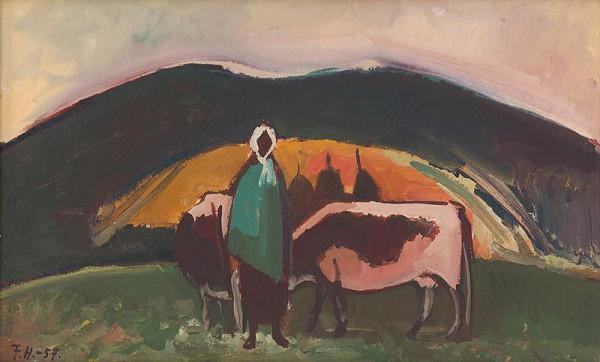 Ferdinand Hložník – Pastierka