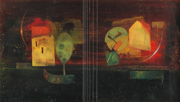 Záboj Bohuslav Kuľhavý – Malá kompozícia