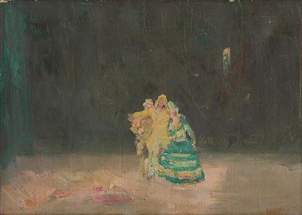 František Kudláč – Scéna z Figara
