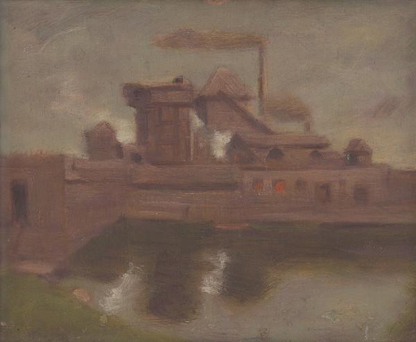 Milan Thomka Mitrovský – Stará továreň