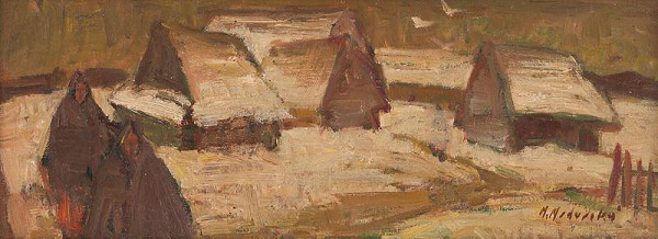 Mária Medvecká – Biele holuby