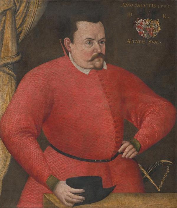 Marcin Kober - Portrét Daniela Kubínyiho