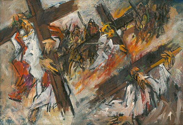 Alojz Petráš - Zápas s krížom I.