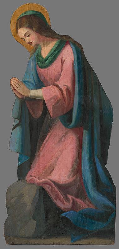 Maximilián Ratskay - Panna Mária
