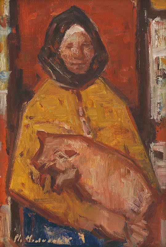 Mária Medvecká – Družstevníčka