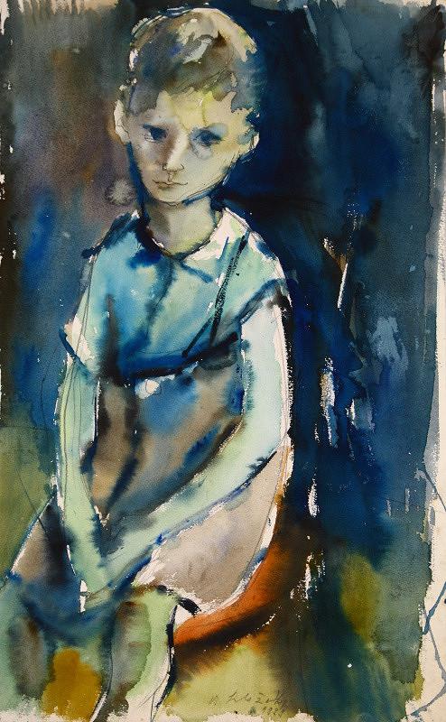 Vincent Hložník – Chlapec