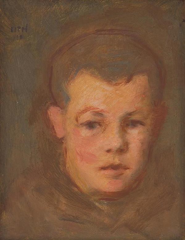 Milan Thomka Mitrovský – Hlava chlapca