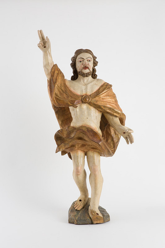 Neznámy autor – Zmŕtvychvstalý Kristus