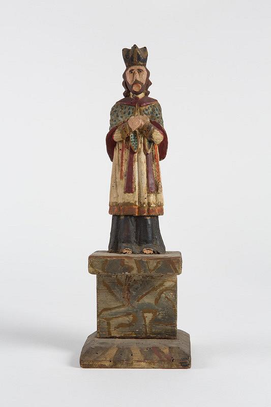 Neznámy autor – Svätý Ján Nepomucký