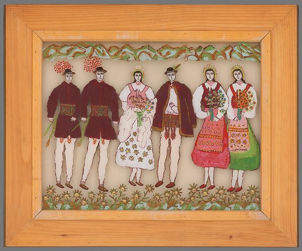 Alžbeta Korkošová – Svadba