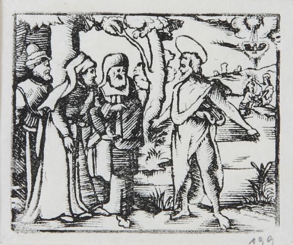 Neznámy autor – Sv. Ján Krstiteľ