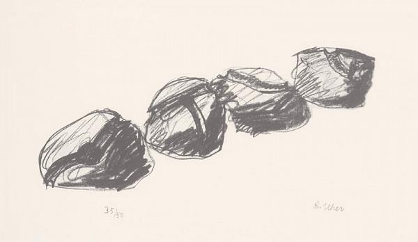 Rudolf Uher – Štyri keramické segmenty