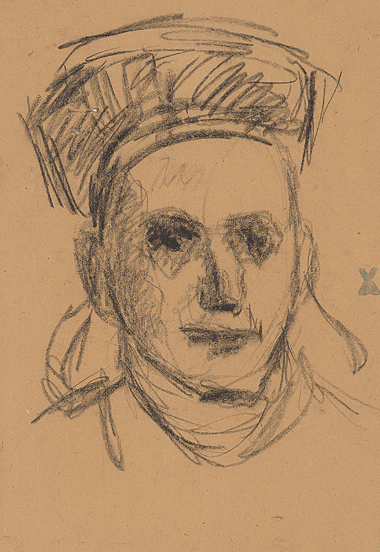 Janko Alexy - Hlava ženy