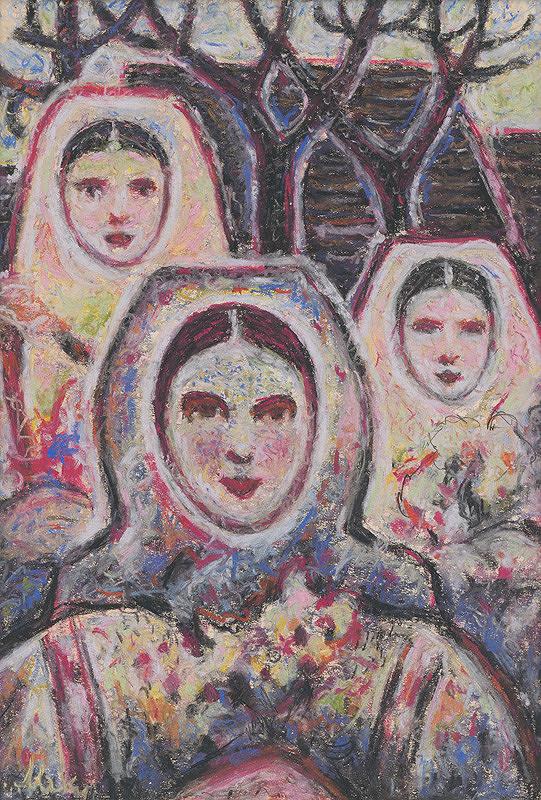 Janko Alexy – Ženy z Považia