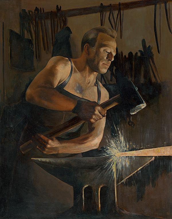 Anton Djuračka – Kováč
