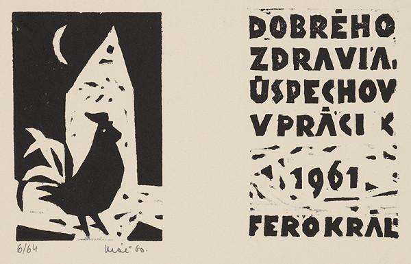 Fero Kráľ – Novoročenka 1961