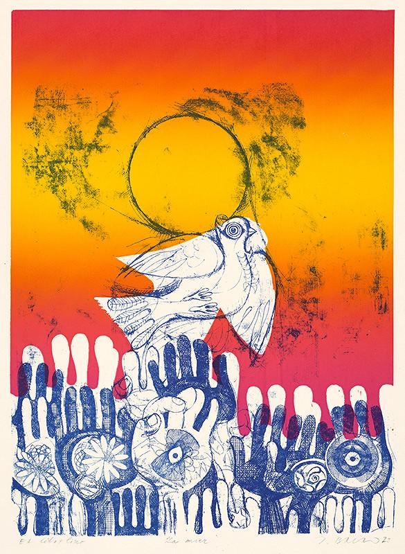 Jozef Baláž – Za mier