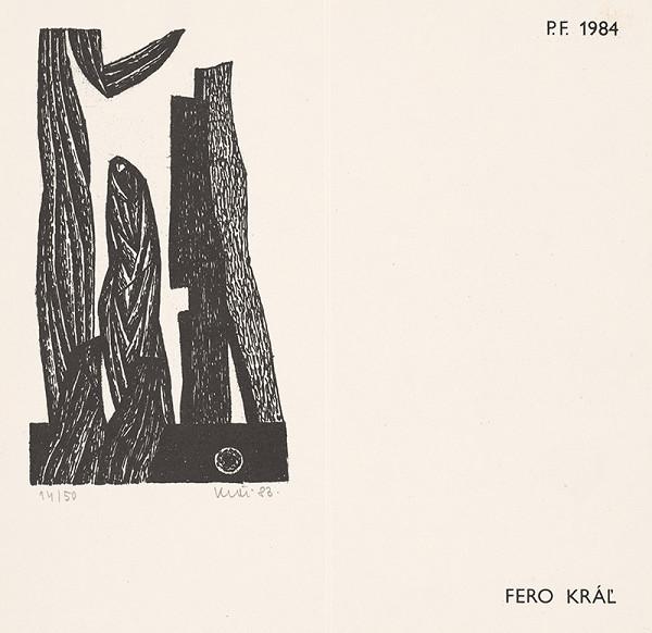 Fero Kráľ – P.F. 1984 I.
