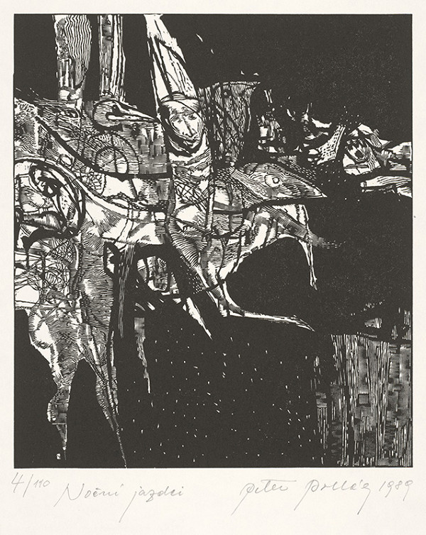 Peter Pollág – Noční jazdci