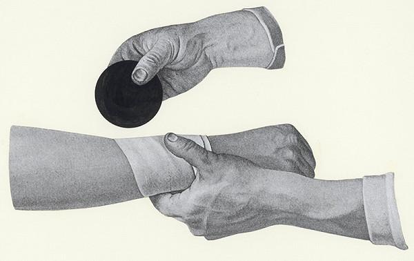 Roman Ondak – Tri ruky, jedna zlomená I