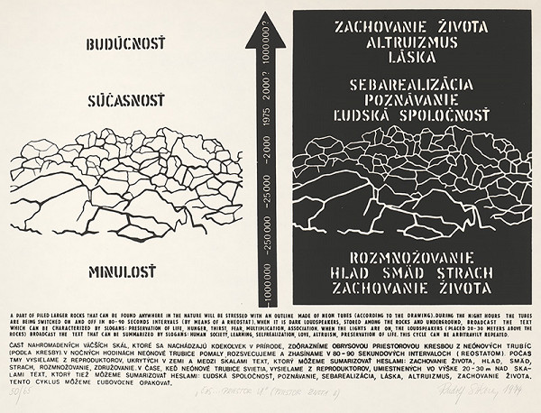 Rudolf Sikora - Čas... priestor VI [priestor života II]