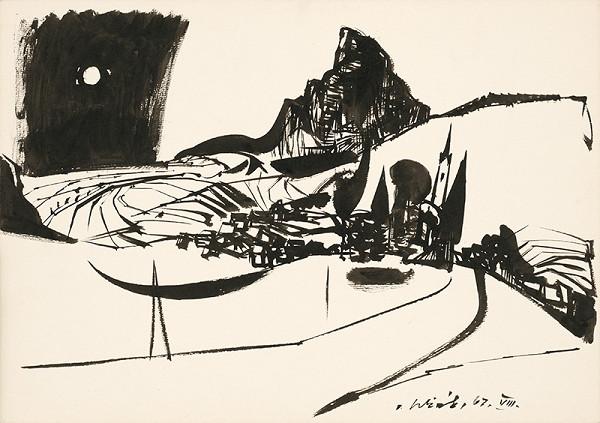 Vincent Hložník - Kresba VII.