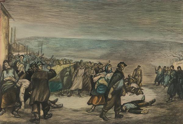 Vincent Hložník – Štrajk