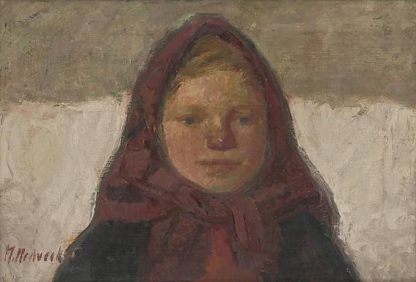 Mária Medvecká - Dievčatko z Oravy