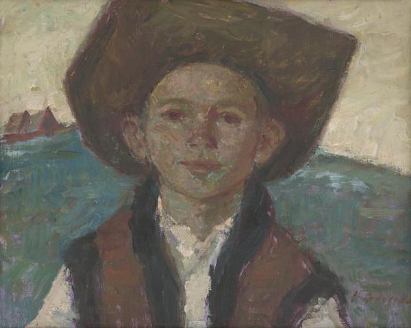 Mária Medvecká – Chlapec z Oravy