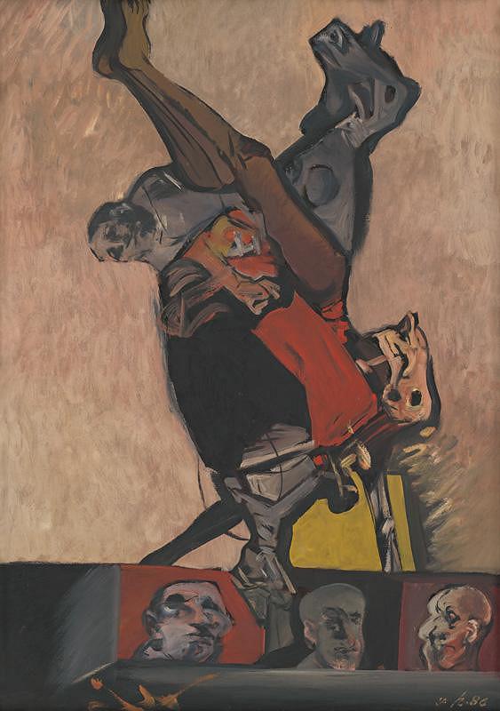 Vincent Hložník – Jazdci I.