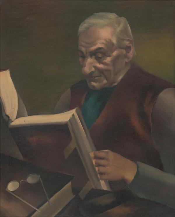 Viliam Ruttkay-Nedecký - Portrét muža
