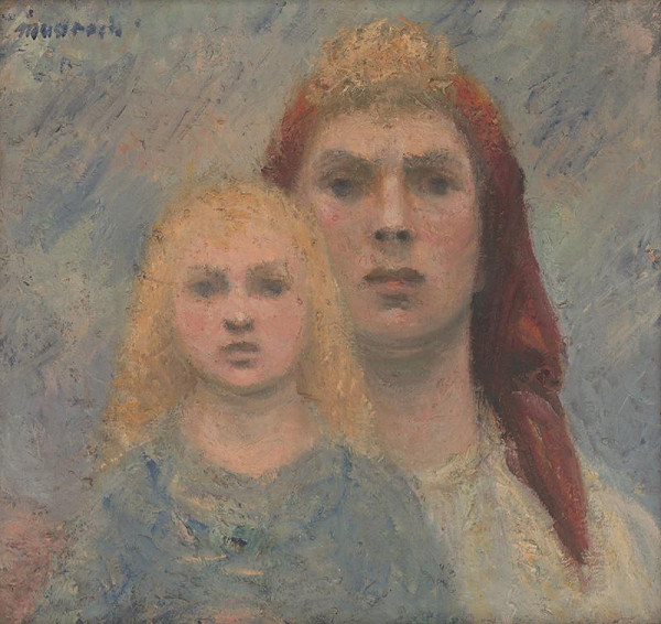 Ján Mudroch – Matka s Aničkou