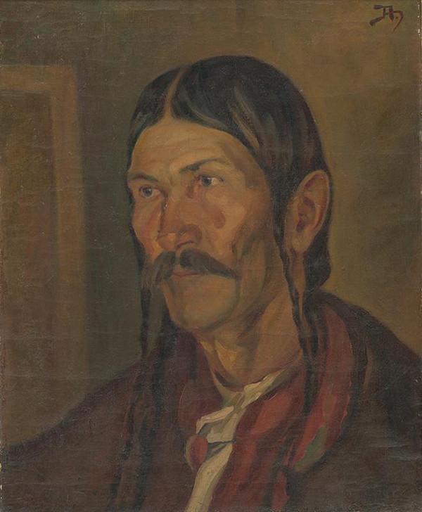 Jaroslav Augusta – Starý Detvan