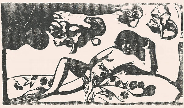 Paul Gauguin – Te arii vahine