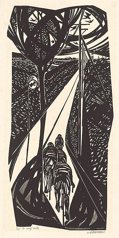 Rudolf Altrichter – Po novej ceste