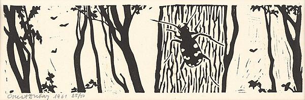 Orest Dubay – Chrobák na strome