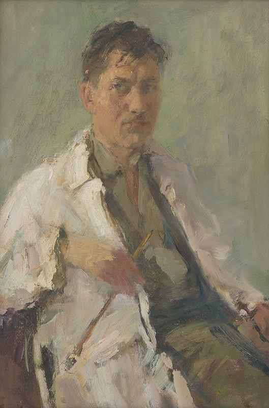 Andrej Doboš – Autoportrét
