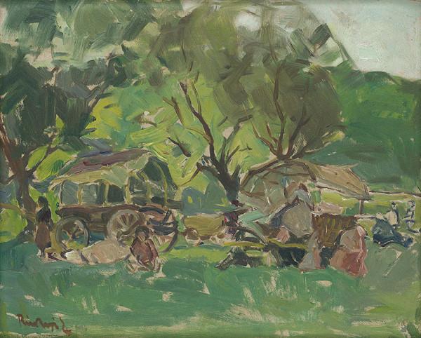 Ernest Rákosi – Cigánsky tábor